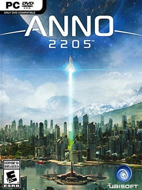 Anno 2205 Free Download (Gold Edition)