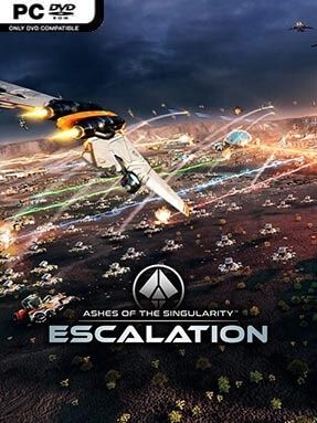 Ashes Of The Singularity: Escalation Free Download (v2.92 & ALL DLC's)