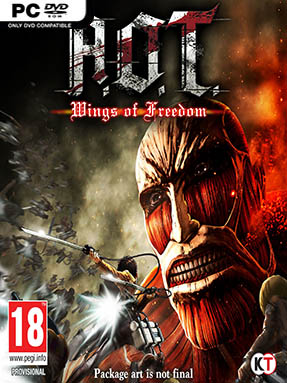 Attack On Titan Wings Of Freedom Free Download (Incl. ALL DLC's)