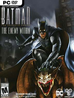 Batman: The Enemy Within – The Telltale Series Free Download