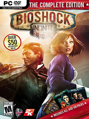 Bioshock Infinite Free Download (The Complete Edition)