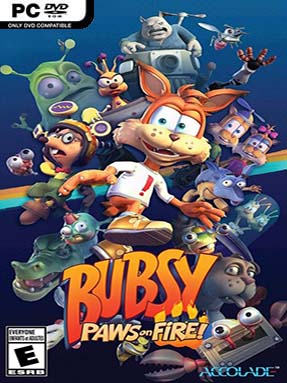 Bubsy: Paws On Fire! Free Download (v3855691)