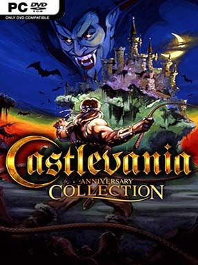 Castlevania Anniversary Collection Free Download (v1.1.0)