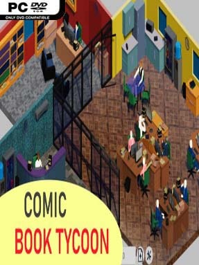 Comic Book Tycoon Free Download