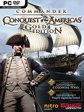 Commander: Conquest Of The Americas Free Download (Incl. ALL DLC's)