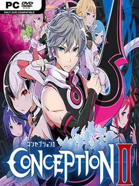 Conception II: Children Of The Seven Stars Free Download (Incl. Patch 2)