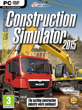 Construction Simulator 2015 Free Download (Incl. ALL DLC's)