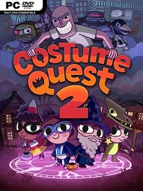 Costume Quest 2 Free Download