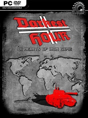 Darkest Hour: A Hearts Of Iron Game Free Download (v1.04)