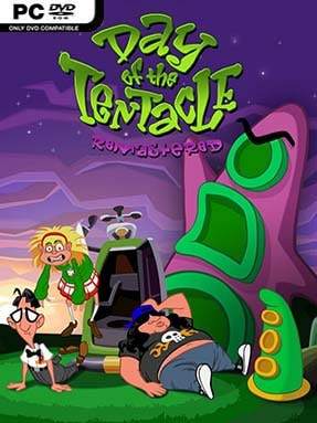 Day Of The Tentacle Remastered Free Download (v1.3.11)