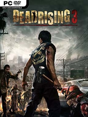 Dead Rising 3 Apocalypse Edition Free Download (Incl. ALL DLC's)