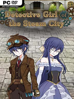 Detective Girl of the Steam City Free Download (v1.04 & Uncensored)