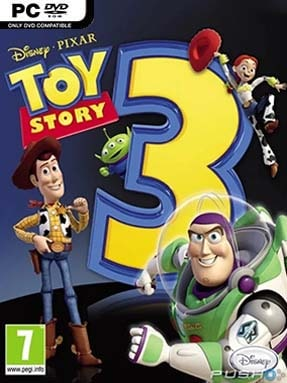 Disneypixar Toy Story 3: The Video Game Free Download