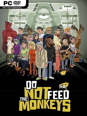 Do Not Feed The Monkeys Free Download (v1.0.5)