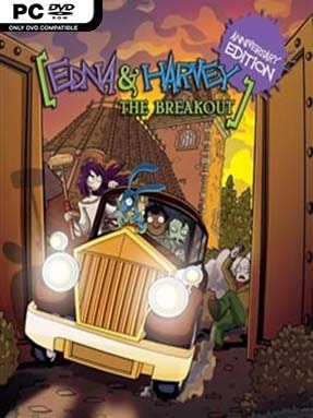 Edna & Harvey: The Breakout – Anniversary Edition Free Download (v0.19112801)