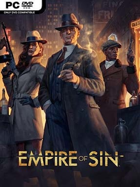 Empire Of Sin Free Download (Incl. Update 1 & DLC)