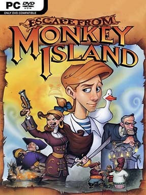 Escape From Monkey Island Free Download (GOG)
