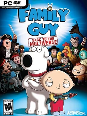 Family Guy: Back to the Multiverse Free Download