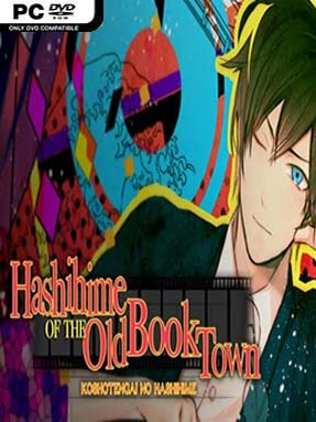 Hashihime of the Old Book Town Free Download (Uncensored)