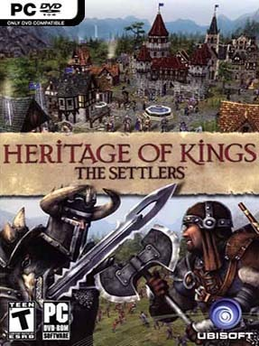 Heritage of Kings: The Settlers Free Download (v1.06.0217)