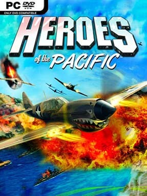 Heroes of the Pacific Free Download