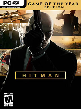 Hitman Free Download (Game of The Year Edition)