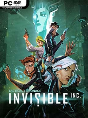 Invisible, Inc. Free Download (v281021 & DLC)