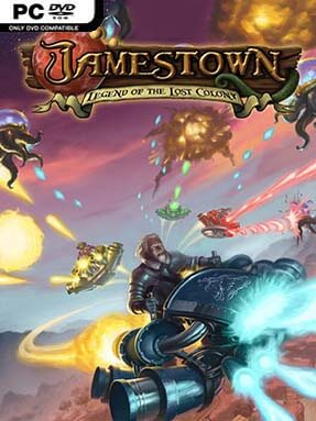 Jamestown Free Download (Incl. ALL DLC's)