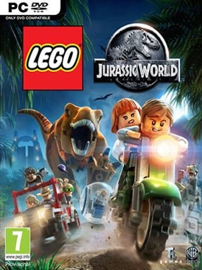 LEGO Jurassic World Free Download (Incl. ALL DLC's)