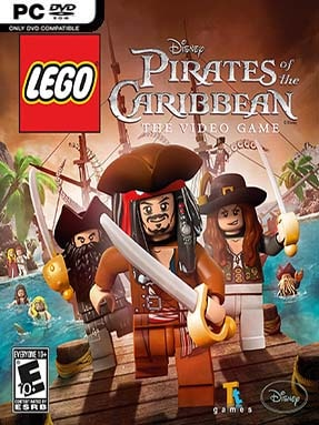 LEGO Pirates Of The Caribbean: The Video Game Free Download