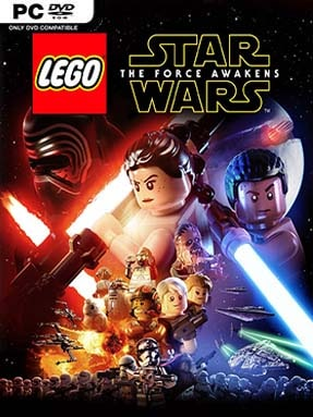 LEGO Star Wars: The Force Awakens Free Download (v1.0.3 & ALL DLC's)