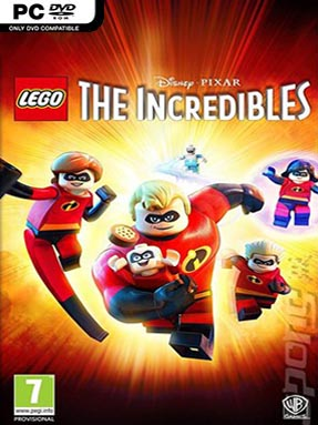 Lego The Incredibles Free Download (v1.0.0.62857)