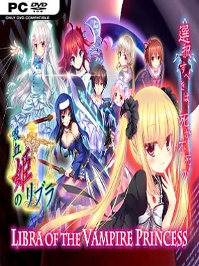 Libra Of The Vampire Princess Free Download (Incl. R18 Patch)