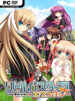 Little Busters! Ecstasy Edition Free Download (v1.2.4)