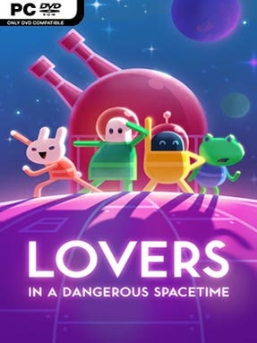 Lovers In A Dangerous Spacetime Free Download (v1.4.5)