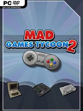 Mad Games Tycoon 2 Free Download (Build 2021.01.21B)