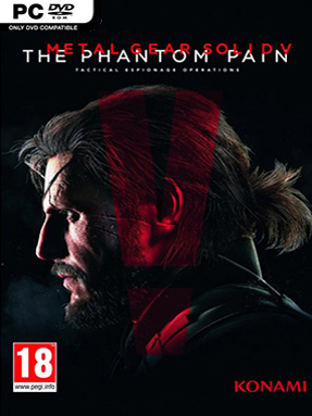 Metal Gear Solid V: The Phantom Pain Free Download (ALL DLC's)