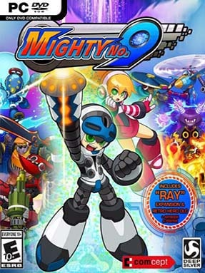 Mighty No. 9 Free Download (Incl. ALL DLC's)