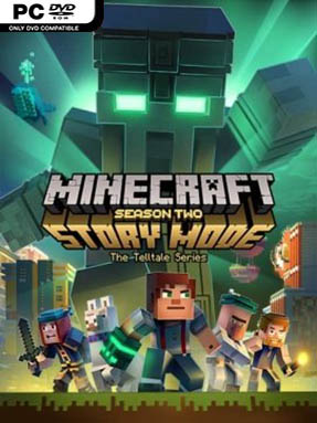 Minecraft: Story Mode – Season Two Free Download (All Episodes)