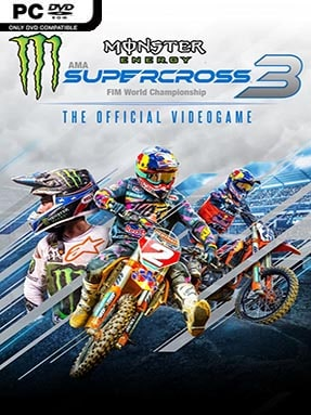 Monster Energy Supercross – The Official Videogame 3 Free Download