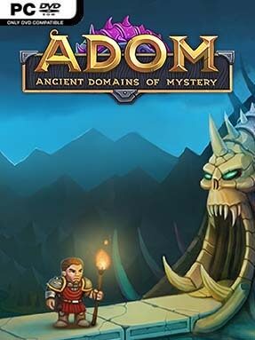 ADOM (Ancient Domains Of Mystery) Free Download (v3.3.4.1)
