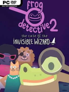 Frog Detective 2: The Case Of The Invisible Wizard Free Download (v2.0.3)