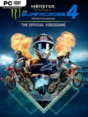 Monster Energy Supercross – The Official Videogame 4 Free Download (v1.06)