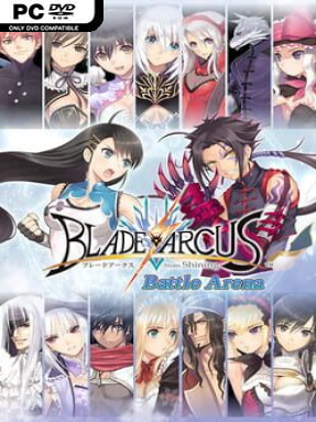 Blade Arcus From Shining: Battle Arena Free Download (v1.09)