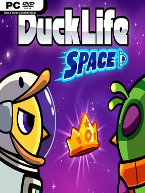 Duck Life: Space Free Download (v4.07)