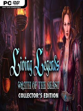 Living Legends: Wrath Of The Beast Collector's Edition Free Download