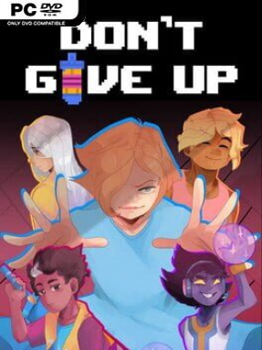 Don't Give Up: A Cynical Tale Free Download (v1.1.2)