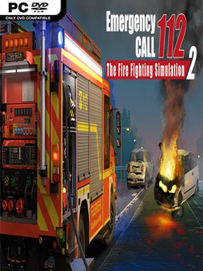 Emergency Call 112 – The Fire Fighting Simulation 2 Free Download (v1.0.11738)