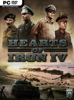 Hearts Of Iron IV: Field Marshal Edition Free Download (v1.10.7 & ALL DLC's)