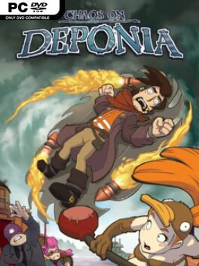 Chaos on Deponia Free Download (v2.0.4.2299)